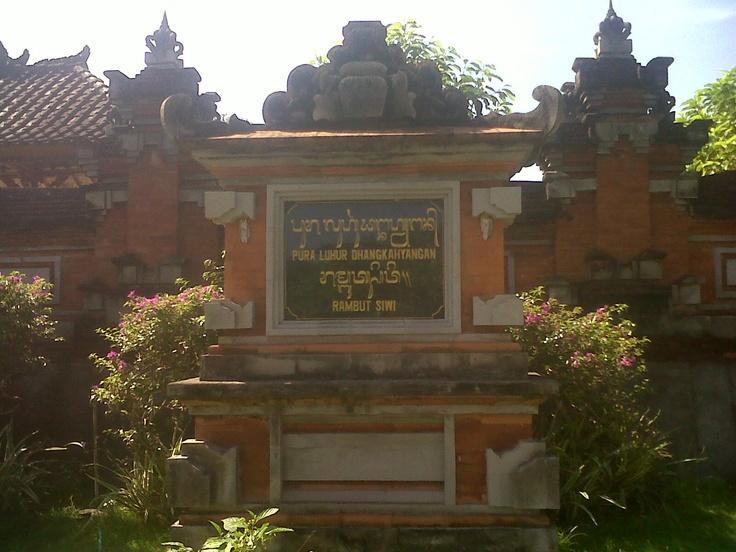 Rambut Siwi Tempel in Bali