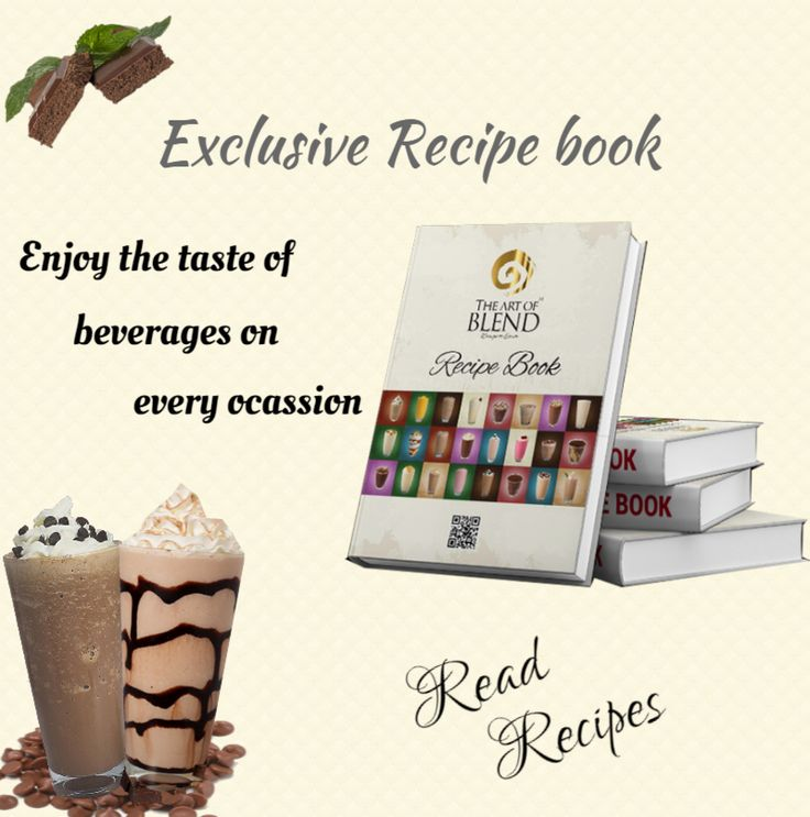 More than 30 years experienced manufacturer and dealer of beverage bases chocolate powder wholesalers Australia brings informative recipe book for more comfort of their customers also they provide recipe video.