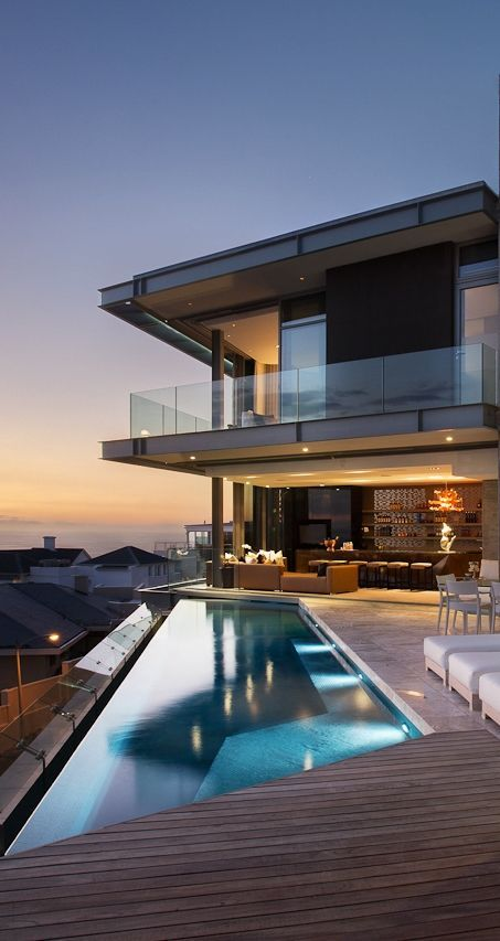 Architecture Beast: Amazing House with 270° views of the Atlantic Ocean