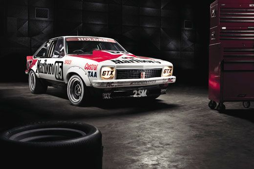 Read our article on one of Australia's muscle cars, The Holden Torana #HoldenTorana #Holden #Torana