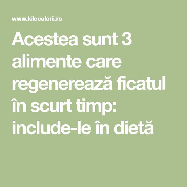 Acestea sunt 3 alimente care regenerează ficatul în scurt timp: include-le în dietă