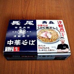 青森 長尾中華そば 4食 醤油 有名店 ご当地ラーメン :T27F011942:自然派ストア Sakura - 通販 - Yahoo!ショッピング