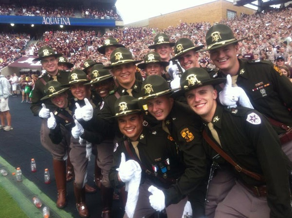 42 Best Images About Aggie Corps On Pinterest Football
