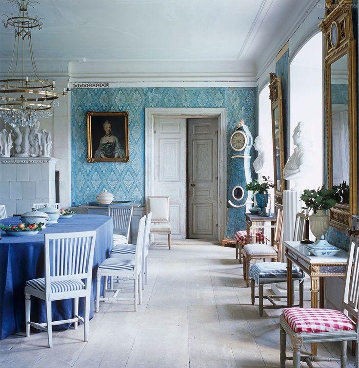 Swedish Style 261 best style: swedish & gustavian style images on pinterest