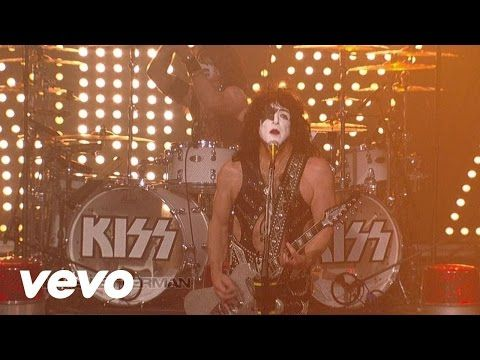 Kiss - Beth - Live - YouTube