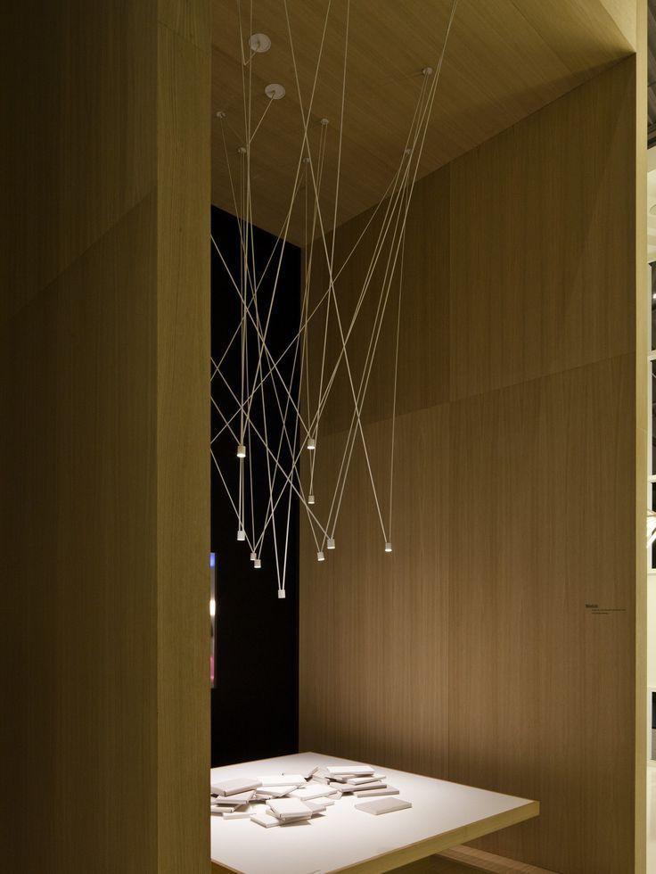 Aluminium pendant lamp MATCH by Vibia design Jordi Vilardell & Meritxell Vidal