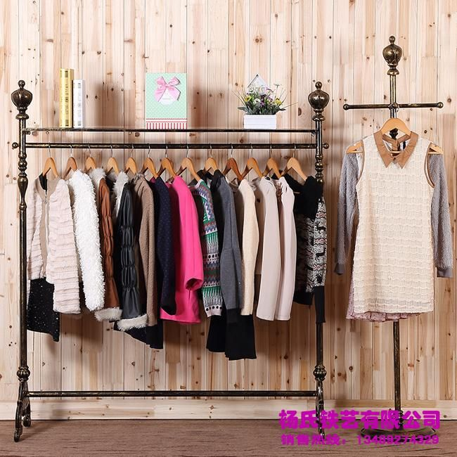 best 25 hanging clothes racks ideas on pinterest rustic drying racks diy clothes hanging and. Black Bedroom Furniture Sets. Home Design Ideas