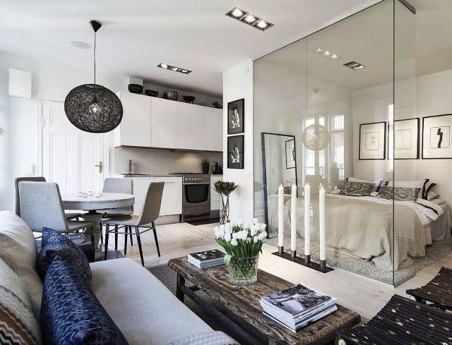 Die schönsten Wohnzimmer Ideen in 21 Fotos | Wohnung ...