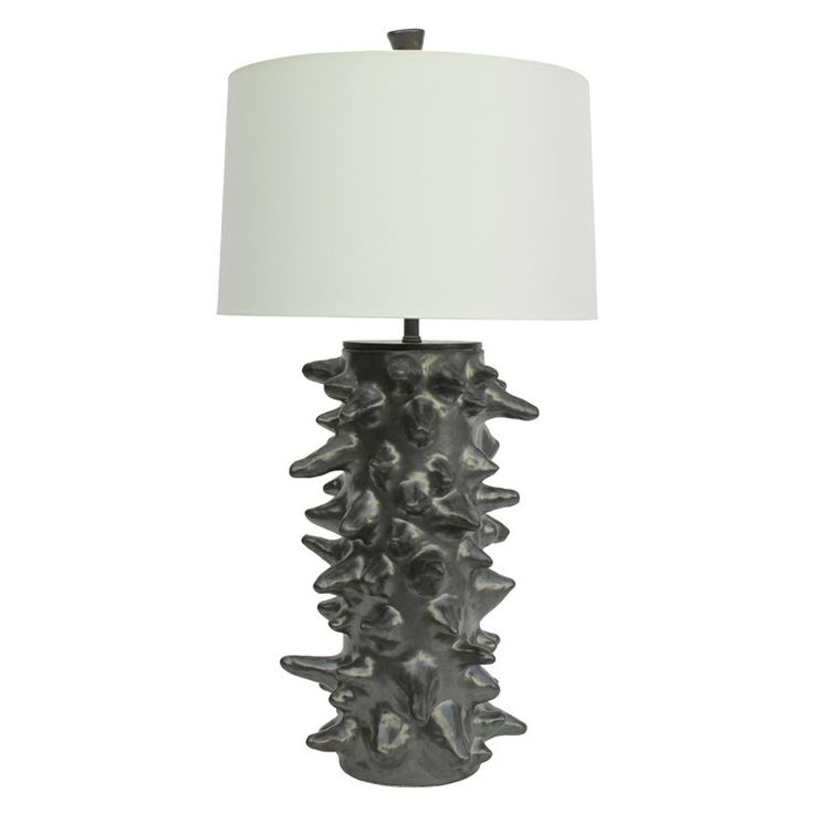 Delightful SO COOL! // Warner Walcott Barb Lamp Photo Gallery