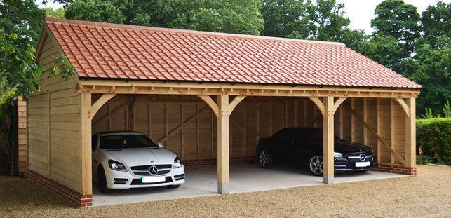 1000 ideas about garage bois on pinterest garage bois for Three bay garage