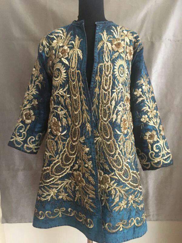 Traditional Turkish Jacket 19th Century