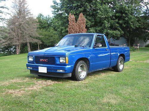Prius Jacked Up >> 1991 GMC Sonoma | s15 gmc | Pinterest