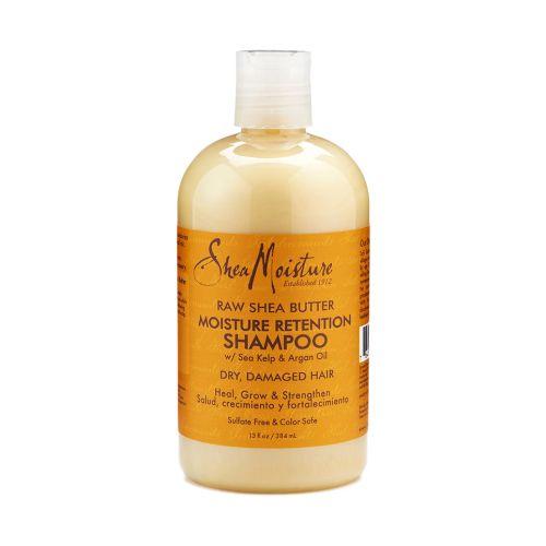 Shampoo voor droog haar? Met Shea butter en Kelp