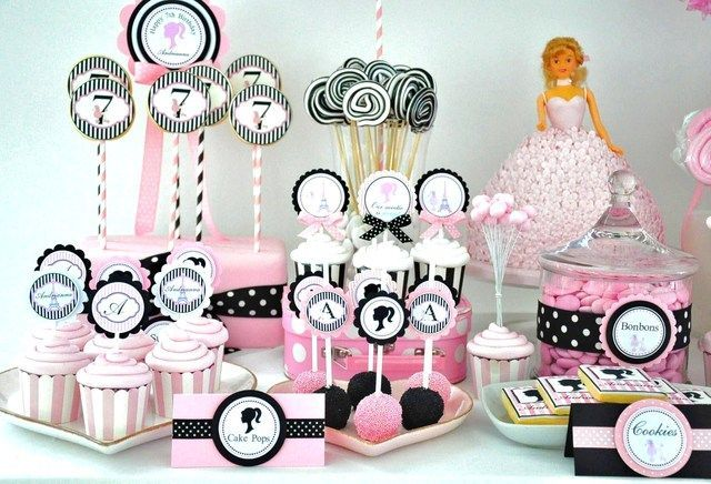Ideas para fiestas de Barbie | Fiestas Cancheras