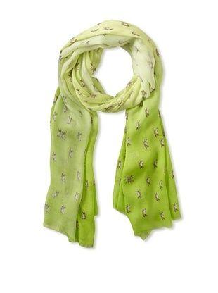 Ted Baker Women's Lassy Scarf, Light Green
