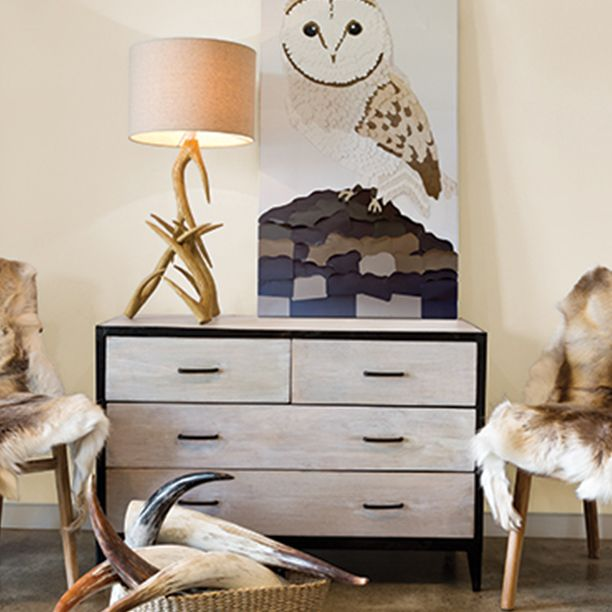 this light and neutral colour palette is a wise choice