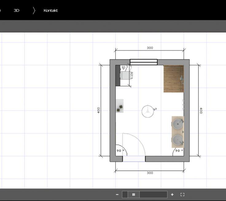 Die besten 25+ Badplaner 3d Ideen auf Pinterest Badezimmer - badezimmer 3d planer gratis