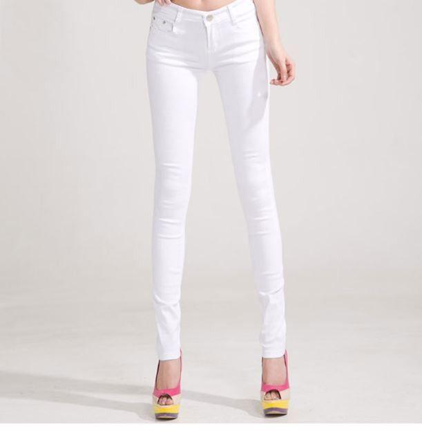Veselé dámské barevné podzimní džíny kalhoty bílé – Velikost 30 Na tento produkt se vztahuje nejen zajímavá sleva, ale také poštovné zdarma! Využij této výhodné nabídky a ušetři na poštovném, stejně jako to udělalo již …