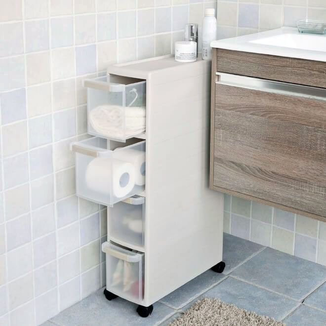 Bathroom Storage Cabinets That Will Help You Keep Everything