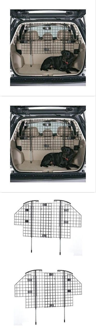 Car Seats and Barriers 46454: Car Pet Barrier Vehicle Dog Fence Cage Gate Safety Mesh Net Auto Travel Van Suv -> BUY IT NOW ONLY: $65.48 on eBay!
