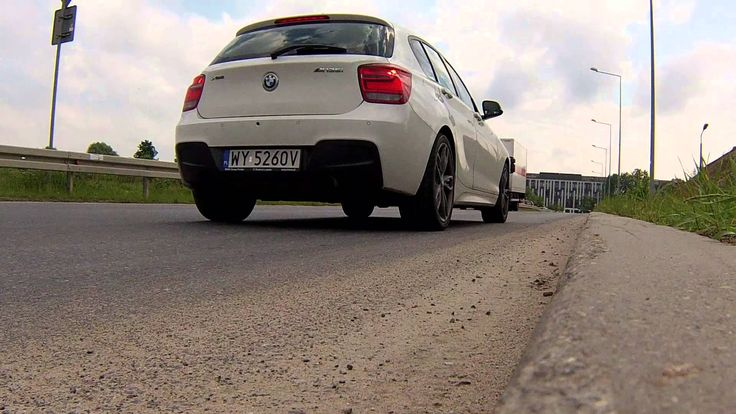 BMW M135i xDrive launch control, exhaust | ExoticCars.pl