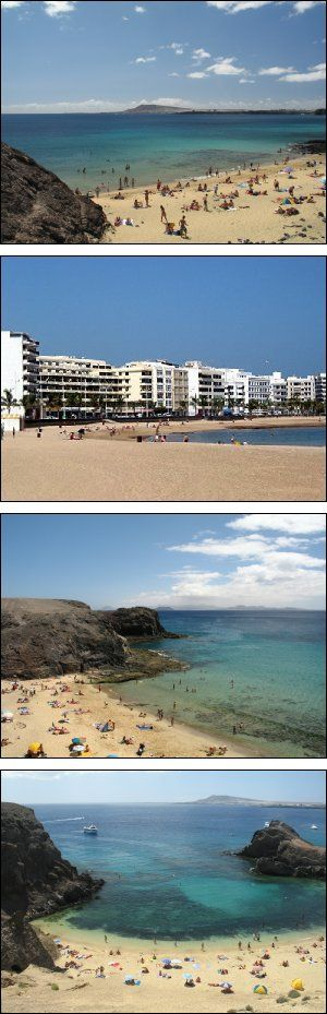 Lanzarote... one day