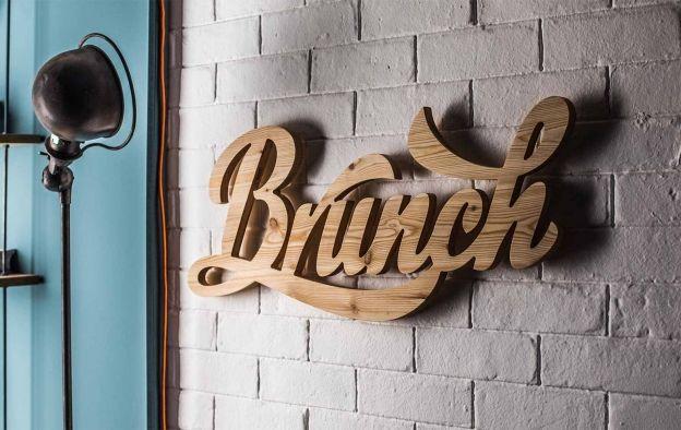 Objet déco : brunch