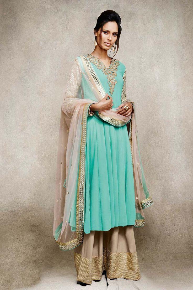 173 best hindu images on Pinterest | Anarkali, Anarkali suits and ...