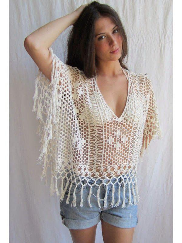 Crochetemoda: Anna Kosturova - Crochet