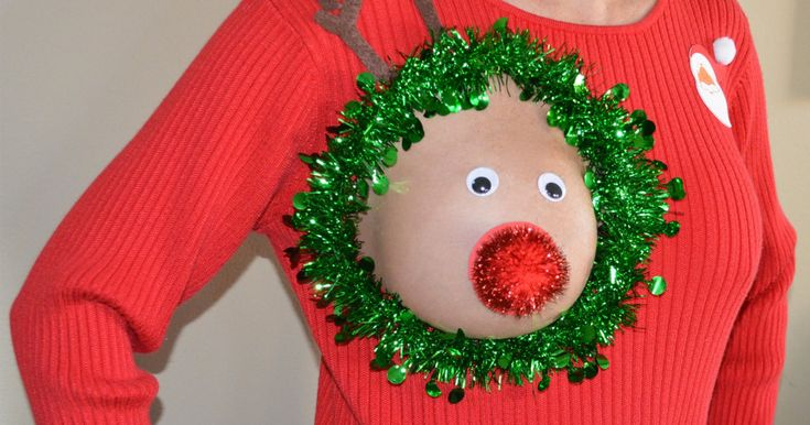 Isn't it nice to get a sweater for Christmas? Of course, it is. Especially if it's an ugly one. Having selected quite a few of them last year, this year we're on a mission to pick the ugliest Christmas sweater ever.