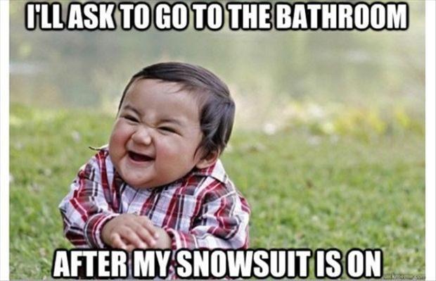 Funny Evil Baby Meme – 20 Pics