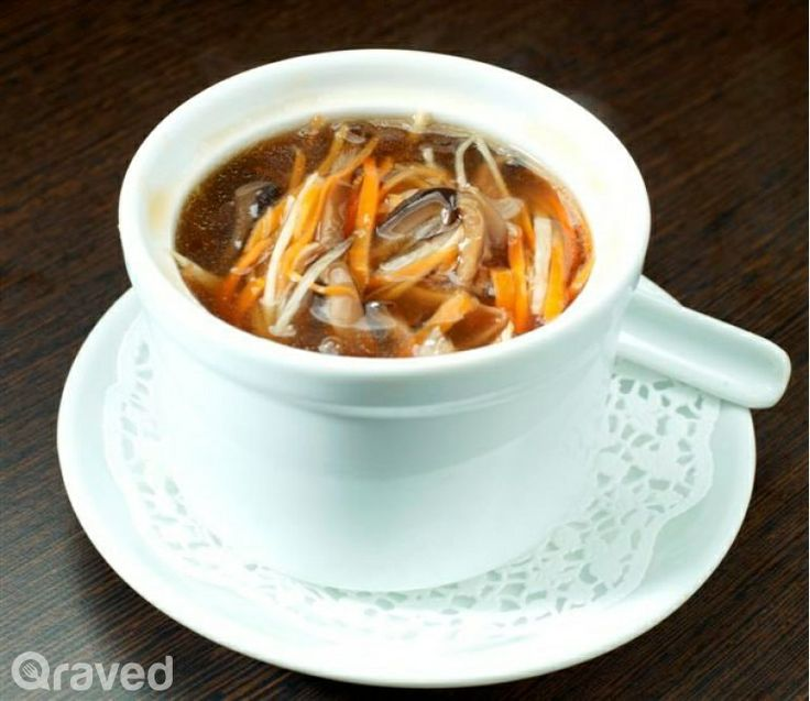 Sup Perut Ikan dan Jamur Bumbu dan Wortel at Nan Xiang & Northern Chinese Cuisine Mall Grand Paragon