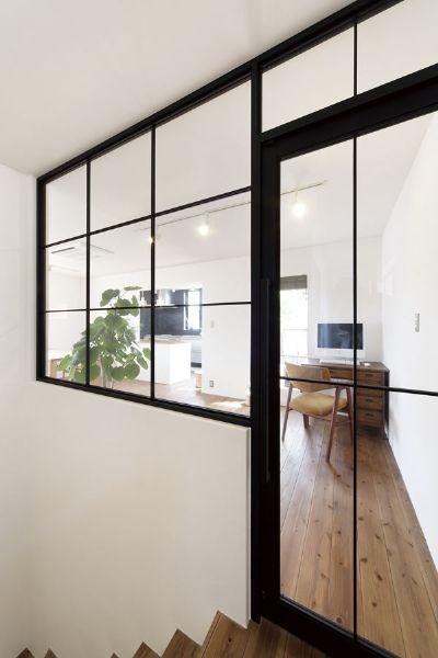 スペースアップ|無垢の床、漆喰壁、手造りの室内窓。夢をかなえた「二世帯住宅」が完成(大阪府Fさん/一戸建て)|Goodリフォーム.jp