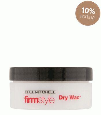 Paul Mitchell Firm Style Dry Wax #Paul #Mitchel #haarproducten #haarverzorging
