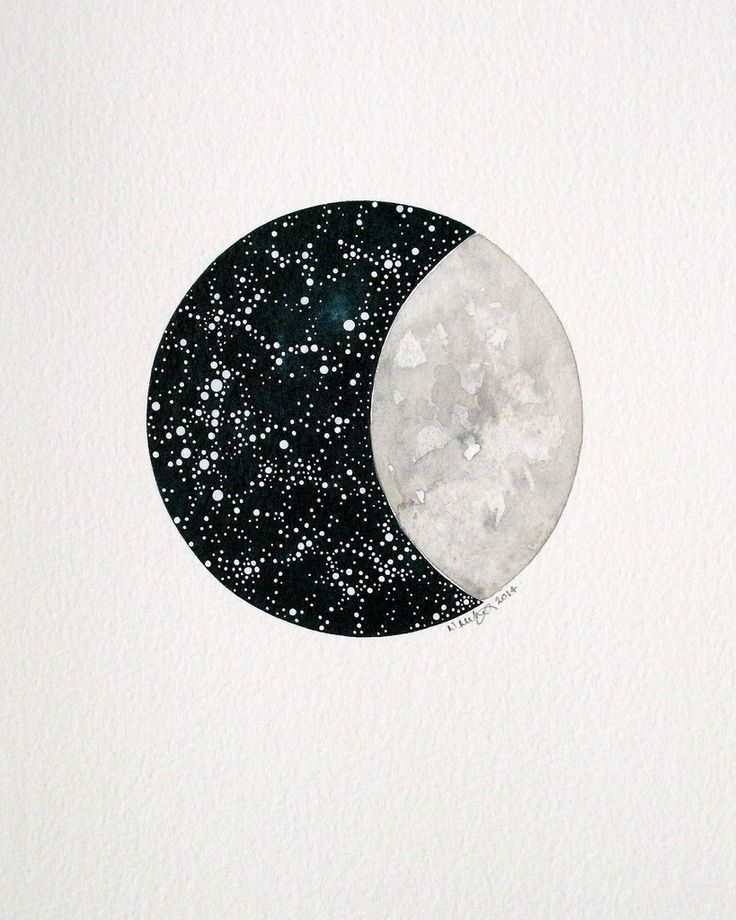 Natasha Newton - Moon and Stars