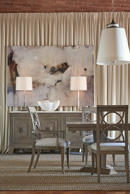 Anthony Baratta Dining Room Collection For Thomasville Furniture