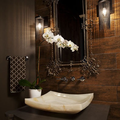 Glass Block Bathroom Wall Design, Pictures, Remodel, Decor and Ideas - page 6