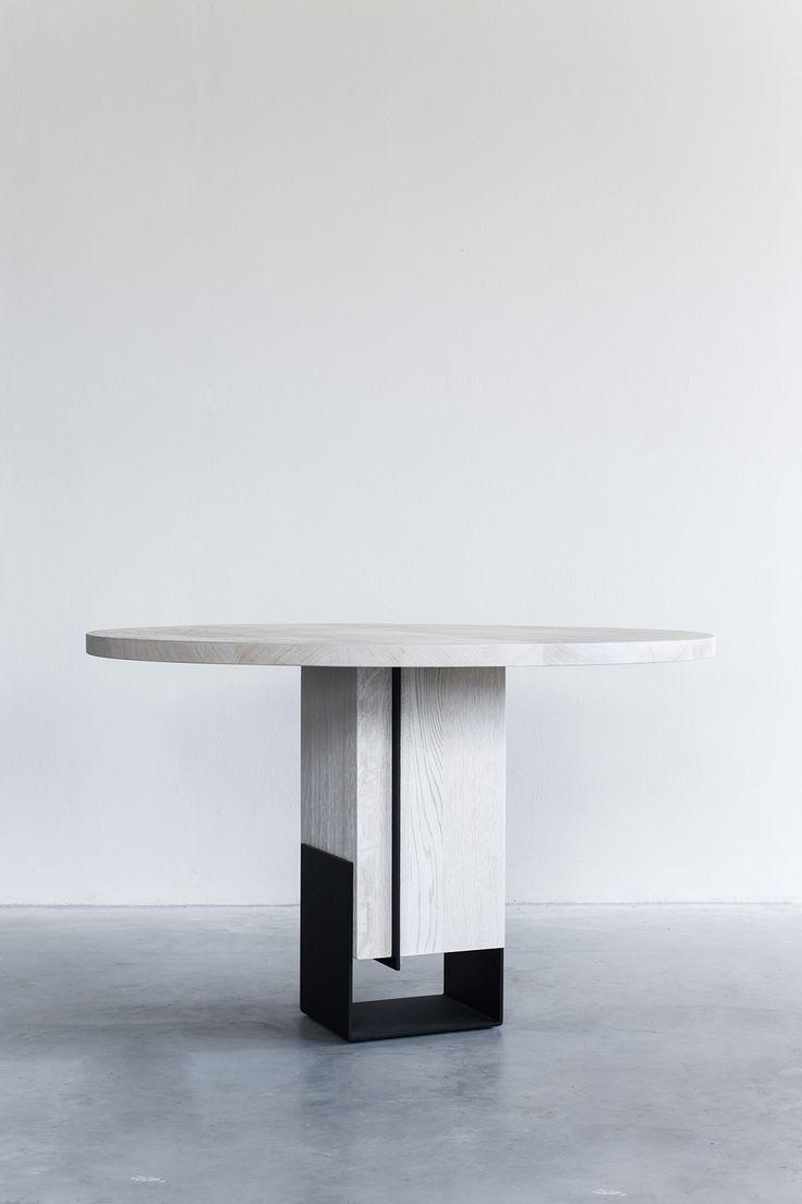 Kitale small round table - Xaxier Dohr Studio Paris