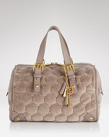 Juicy Couture Satchel - Steffy Really the Steffy Bag! Of course I need this