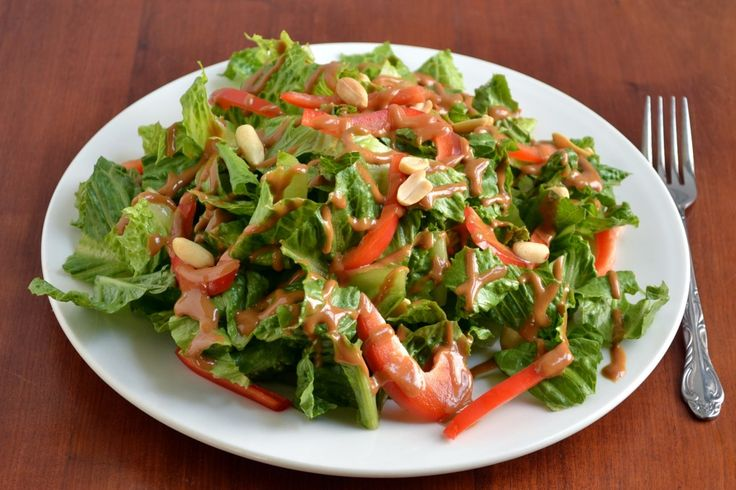Peanut Sauce or Salad Dressing