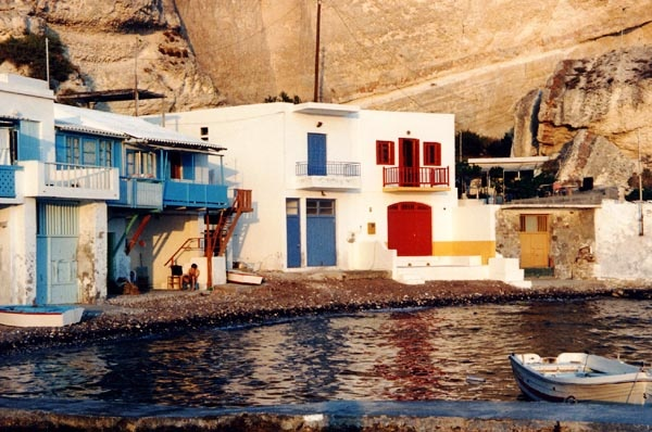 Milos island is on my list of new places to visit.