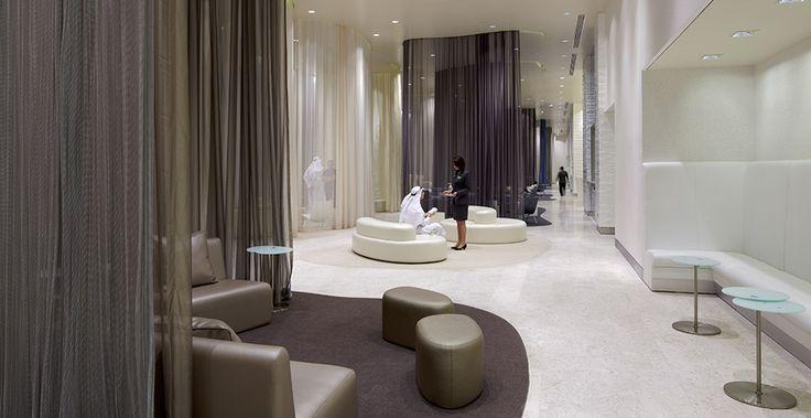 WAN INTERIORS Bin Sina Pharmacy Mall Of The Emirates By Brand Creative In Dubai United Arab