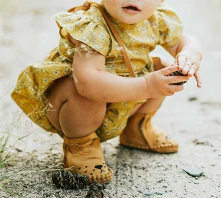SPARK   Lion  - Summer - GIRLS shoes :: Donsje