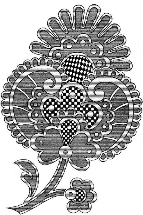Gallery.ru / Фото #111 - Embroidery II - GWD