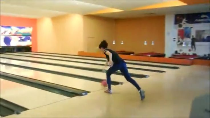 BOWLING How to curve a bowling ball the RIGHT way