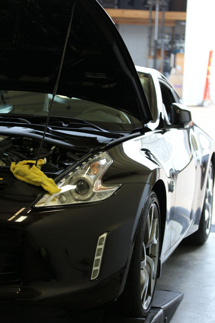 This is a paint protection film installation that we did on a Nissan 370z. We utilized XPEL Ultimate paint protection film for the job. Clear Bra Ohio is a certified XPEL installer. Call us at 937-271-8366 or film out a quote form at http://www.clearbraohio.com/contact-us/ to schedule your appointment today!