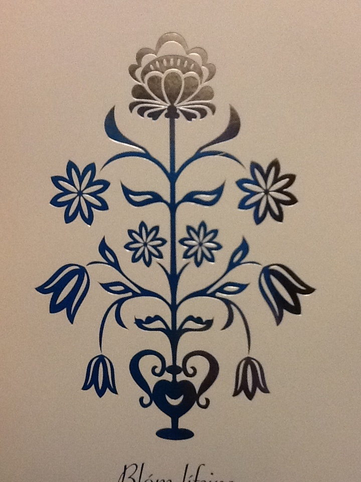 Flower of life, Icelandic