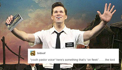 The Book of Mormon text posts