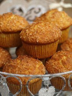 Słodkie inspiracje: Muffiny kokosowe