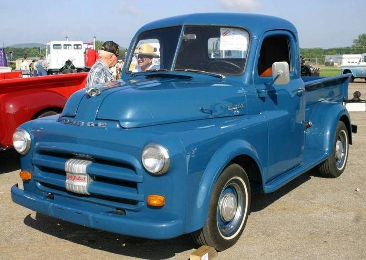 1953 Dodge B4B Pickup Truck